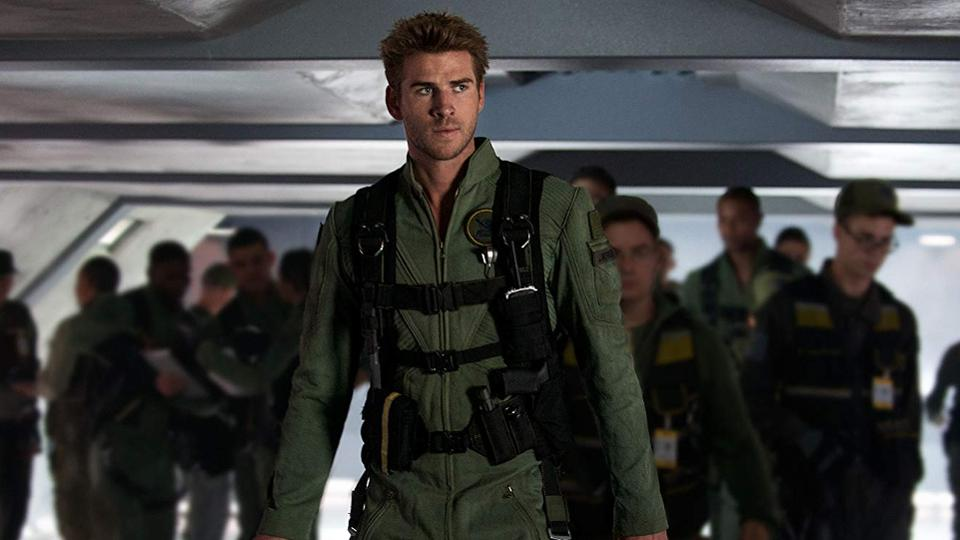 Liam Hemsworth (absolument pas Will Smith) dans 'Independence Day: Resurgence'