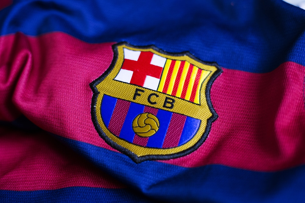 maillot du FC Barcelone